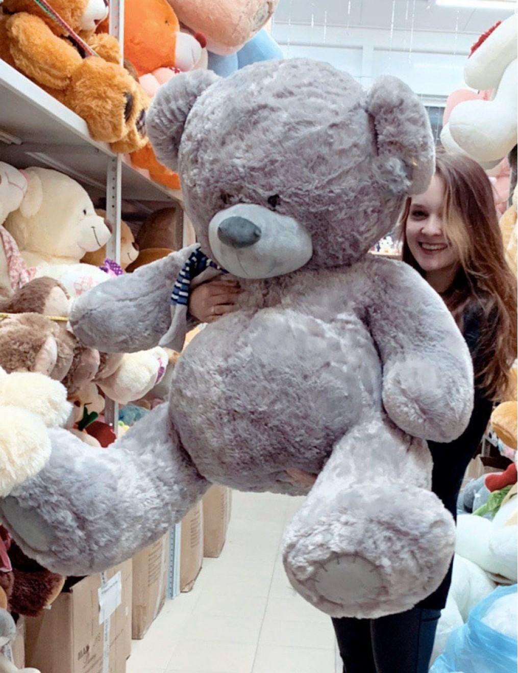 Teddy с шарфиком 140 см