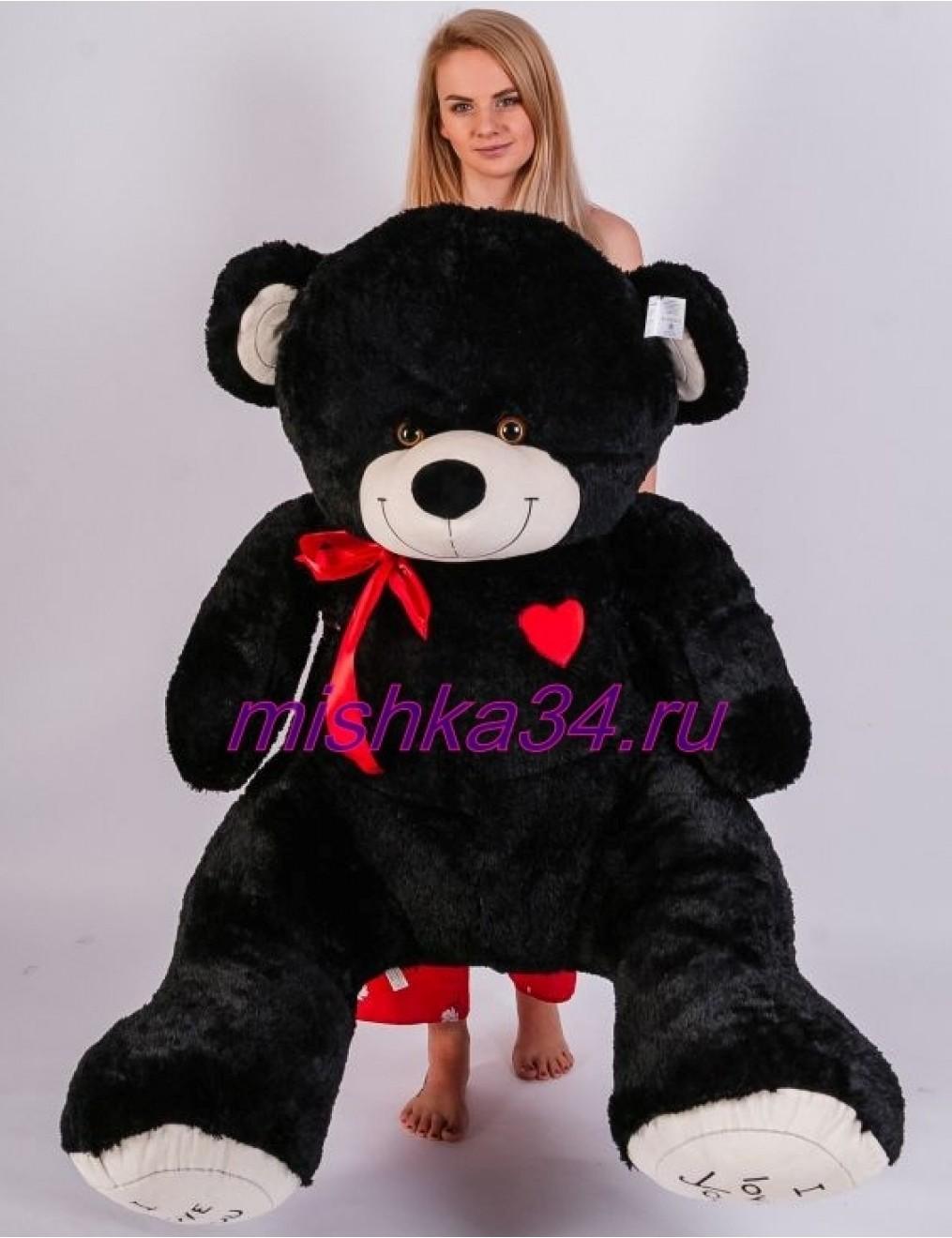 BLACK BEAR 180 см