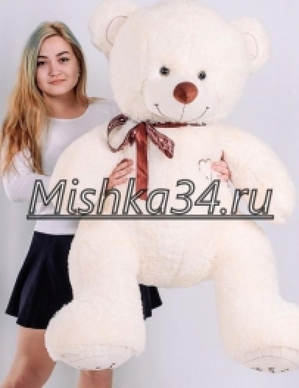 Мишка i love you 150 Молочный